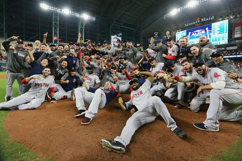 """Before the 2018 World Champion Boston Red Sox head down to Fort Myers for Spring Training, they will make a pit stop at Foxwoods Resort Casino for the 2019 Baseball Winter Weekend, complete with autograph signings, insider panels, and even a super special appearance by the one-and-only """"Big Papi."""" The event will run from Friday to Sunday. Find out more. Photo: Elsa/Getty Images"""