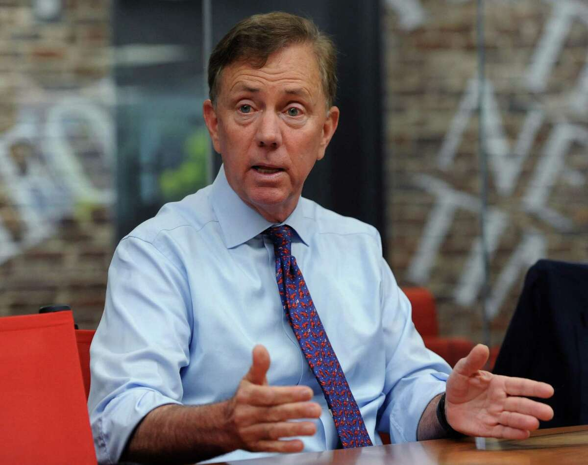 Ned Lamont, Democratic candidate for governor of Connecticut, surprised some by coming back to politics after nearly a decade.