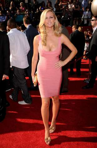 LOS ANGELES, CA - JULY 14:  Model Brooklyn Decker arrives at the 2010 ESPY Awards at Nokia Theatre L.A. Live on July 14, 2010 in Los Angeles, California.  (Photo by Jason Merritt/Getty Images) *** Local Caption *** Brooklyn Decker Photo: Jason Merritt, Getty Images / 2010 Getty Images