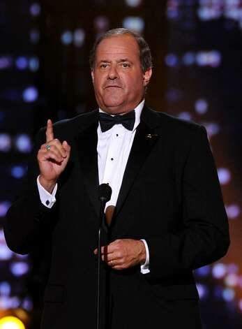 LOS ANGELES, CA - JULY 14:  ESPN personality Chris Berman speaks onstage during the 2010 ESPY Awards at Nokia Theatre L.A. Live on July 14, 2010 in Los Angeles, California.  (Photo by Kevin Winter/Getty Images) *** Local Caption *** Chris Berman Photo: Kevin Winter, Getty Images / 2010 Getty Images