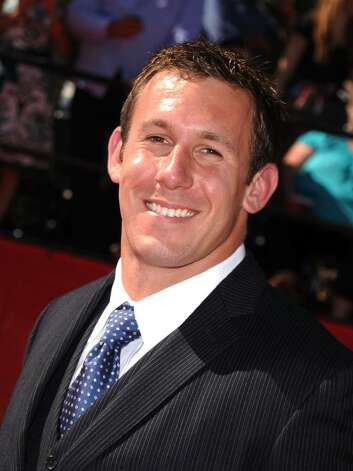 LOS ANGELES, CA - JULY 14:  NFL player Owen Daniels arrives at the 2010 ESPY Awards at Nokia Theatre L.A. Live on July 14, 2010 in Los Angeles, California.  (Photo by Jason Merritt/Getty Images) *** Local Caption *** Owen Daniels Photo: Jason Merritt, Getty Images / 2010 Getty Images