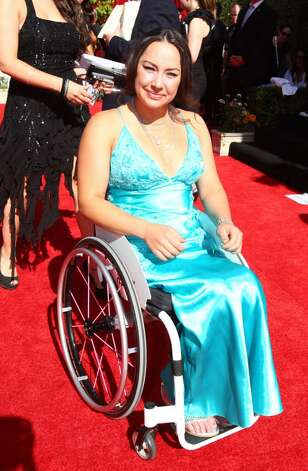 LOS ANGELES, CA - JULY 14:  Paralympian Alana Nichols arrives at the 2010 ESPY Awards at Nokia Theatre L.A. Live on July 14, 2010 in Los Angeles, California.  (Photo by Alexandra Wyman/Getty Images for ESPY) *** Local Caption *** Alana Nichols Photo: Alexandra Wyman, Getty Images For ESPY / 2010 Getty Images