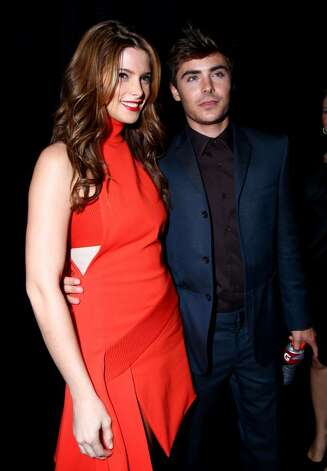 LOS ANGELES, CA - JULY 14:  Actress Ashley Greene  (L) and actor Zac Efron backstage at the 2010 ESPY Awards at Nokia Theatre L.A. Live on July 14, 2010 in Los Angeles, California.  (Photo by Alexandra Wyman/Getty Images for ESPY) *** Local Caption *** Ashley Greene;Zac Efron Photo: Alexandra Wyman, Getty Images For ESPY / 2010 Getty Images