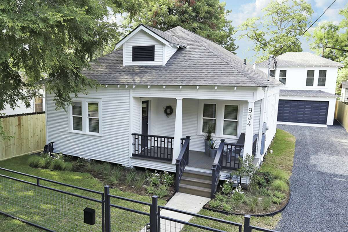 This Sunset Heights bungalow, built in 1921, will be on the tour.