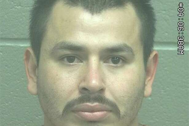 FUGITIVE:EusebioRamos, 30 Wanted as of 10/12/2018 Height & weight: 6 foot,0 ; 205 pounds Charge:CT I-III DWI with Child Passenger - BF