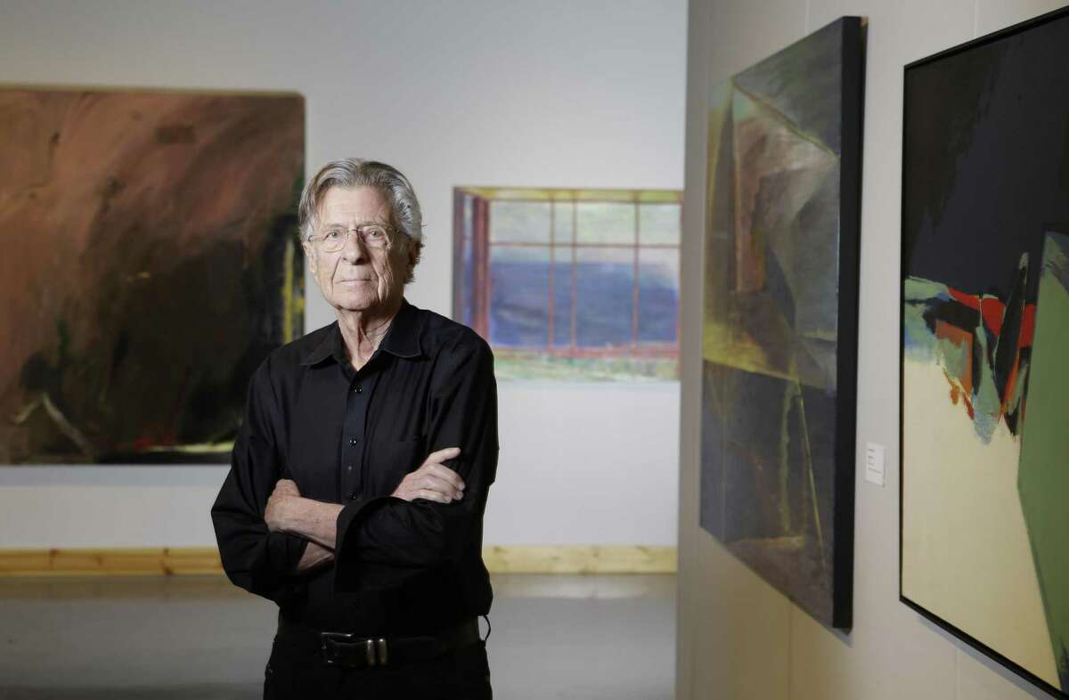"""Artist Richard Stout was one of 44 emerging Houston artists chosen in 1985 for the Museum of Fine Arts, Houston's """"Fresh Paint."""" His pieces are getting a fresh look."""