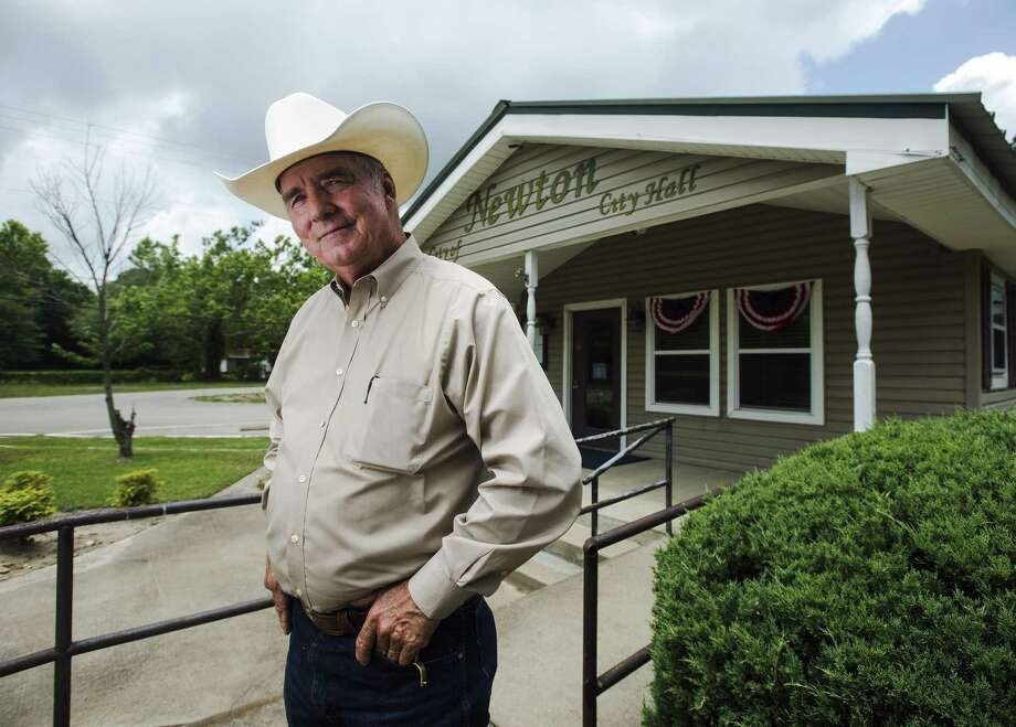 Newton County Sheriff Billy Rowles. Photo taken Wednesday 5/6/15