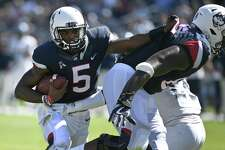 Quarterback David Pindell and the UConn football team take on No. 21 South Florida on Saturday.