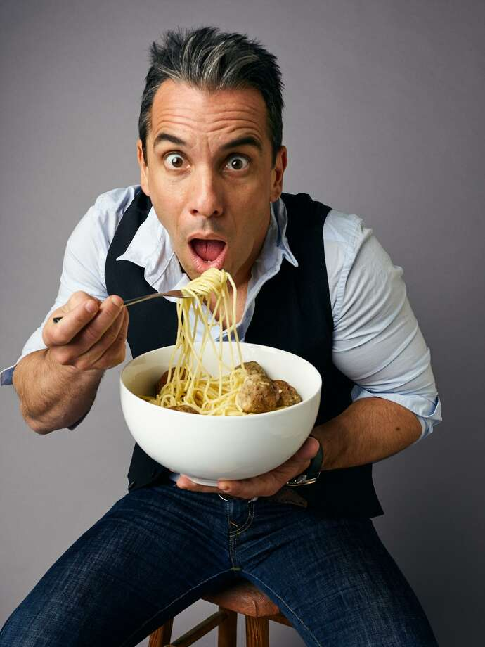 "Sebastian Maniscalco brings his ""Stay Hungry"" comedy tour to Mohegan Sun Arena, Nov. 2 and 3. Photo: Peggy Sirota / Contributed Photo"