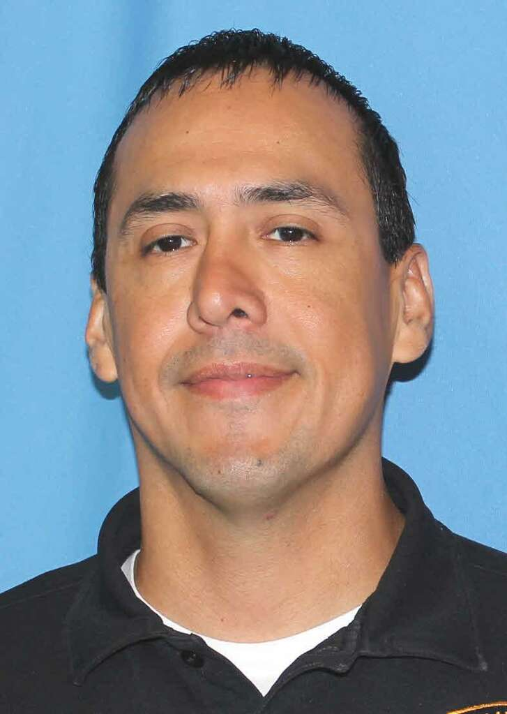 Kenneth Valdez is pictured in an undated personnel photo. Valdez, a former San Antonio police detective, was arrested Oct. 17, 2018 and charged with eight counts of tampering with evidence.
