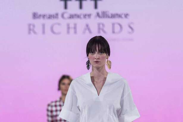 Survivors and professional models will walk the runway as the Breast Cancer Alliance holds its annual luncheon and fashion show on Oct. 30 at the Hyatt Regency Greenwich.