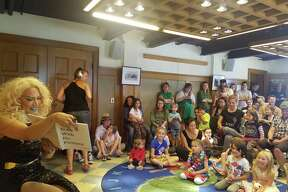 """RADAR Productions has been staging """"Drag Queen Story Hour"""" for two years now."""