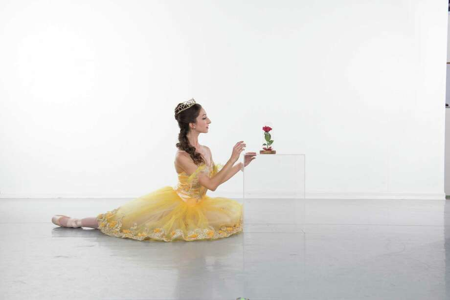 """Beauty and the Beast"": Ballet San Antonio's take on ""Beauty and the Beast"" includes the world premiere of a prequel commissioned by the company from choreographer Bruce Wells. The prequel explores the title characters' childhoods, then the action flashes forward to the events of the much-beloved fairy tale. The cast includes principal dancer Sally Turkel, pictured.