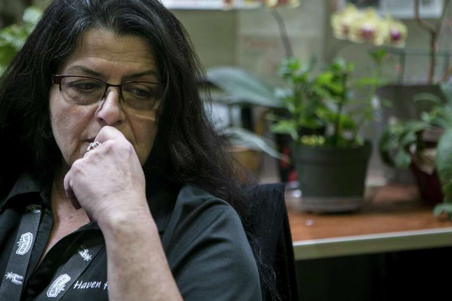 """Carole Lewis said she worried she wouldn't survive the surgery to repair her heart valve. """"It's surreal for me to be here and walking around. It's a total blessing."""" Photo: Josie Norris /Staff Photographer / © San Antonio Express-News"""