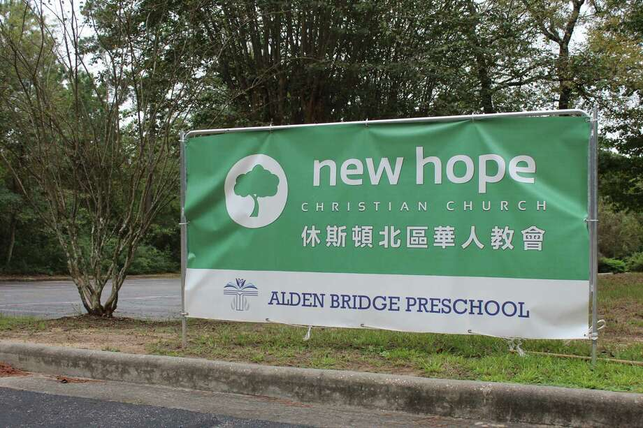The 250 people who attend New Hope Christian Church are pastored by Matt Connally in the English service and David Chu in the Chinese service. They call themselves one church with two congregations. Photo: Jane Stueckemann/The Villager / Jane Stueckemann/The Villager
