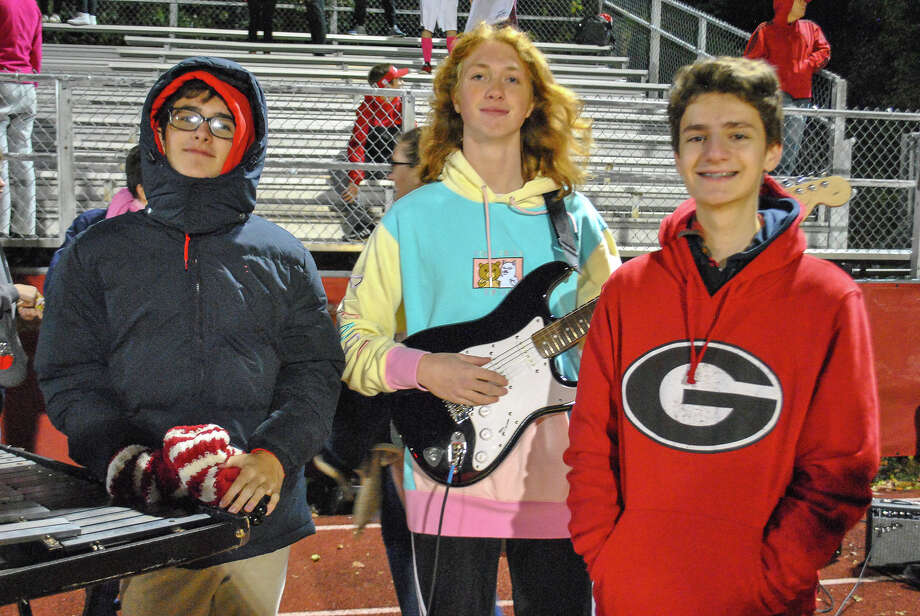 Were you Seen at the Guilderland vs. Christian Brothers Academy high school football game Oct. 19, 2018, at Guilderland High School in Guilderland Center, NY? Photo: Rob Jonas