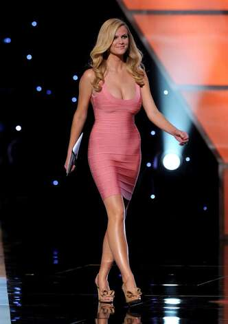 LOS ANGELES, CA - JULY 14:  Model Brooklyn Decker walks onstage during the 2010 ESPY Awards at Nokia Theatre L.A. Live on July 14, 2010 in Los Angeles, California.  (Photo by Kevin Winter/Getty Images) *** Local Caption *** Brooklyn Decker Photo: Kevin Winter, Getty Images / 2010 Getty Images