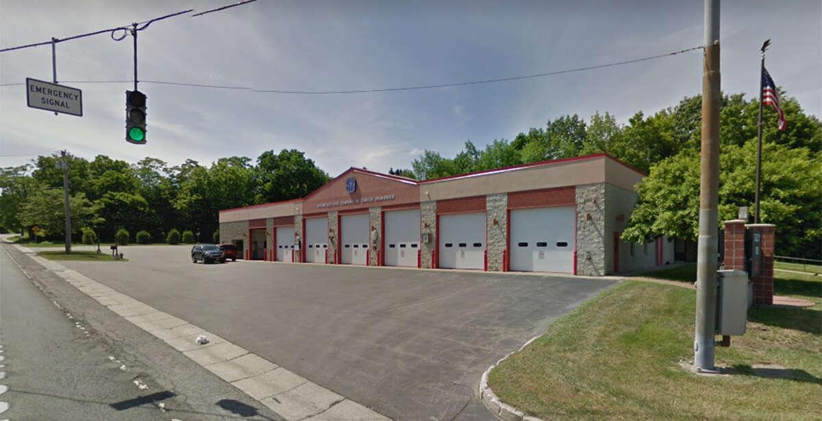 The Center Brunswick Fire Department station at 1045 Hoosick Rd. in Brunswick.