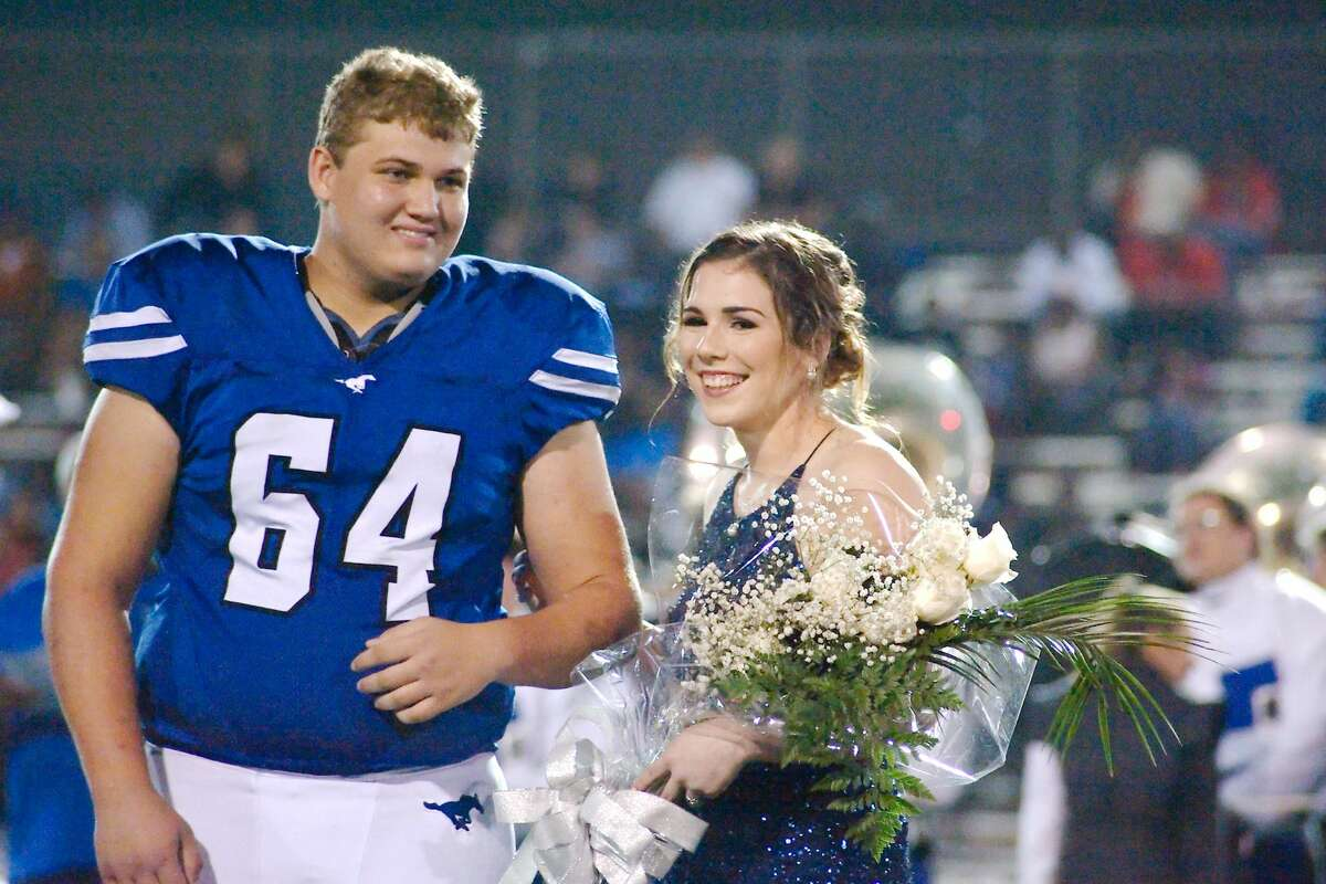 Friendswood celebrated homecoming during the game against Shadow Creek Friday, Oct. 19.