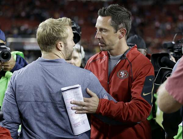 Rams' Sean McVay 'forever indebted' to 49ers' Kyle Shanahan