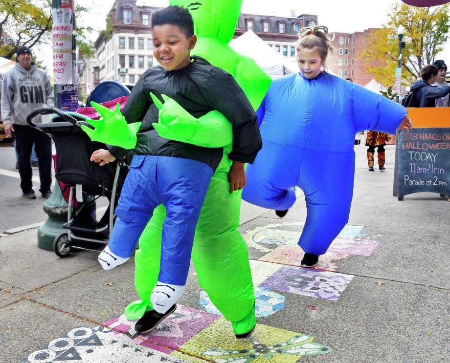 Click through the slideshow for Halloween events geared toward families in the Capital Region. Photo: John Carl D'Annibale, Albany Times Union / 20045212A