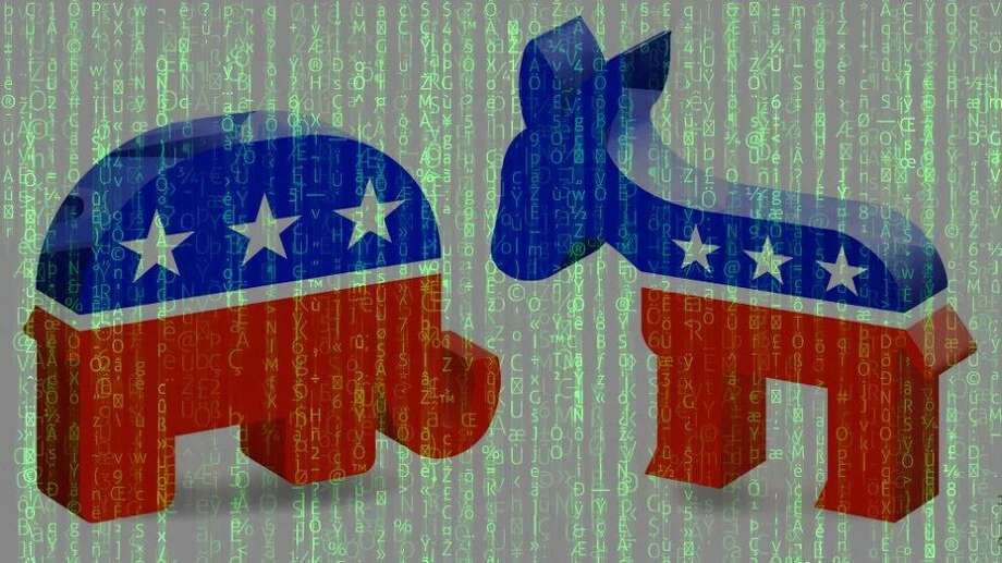 Political parties build in-depth profiles to target voters. Photo: RNS Photo Illustration By Kit Doyle
