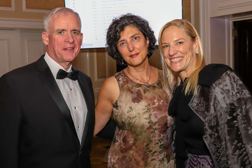 The 2018 Gala for Greenwich Hospital took place at Greenwich Country Club on October 20, 2018. Proceeds from this year's event benefitted the Emergency Department at Greenwich Hospital. Were you SEEN?