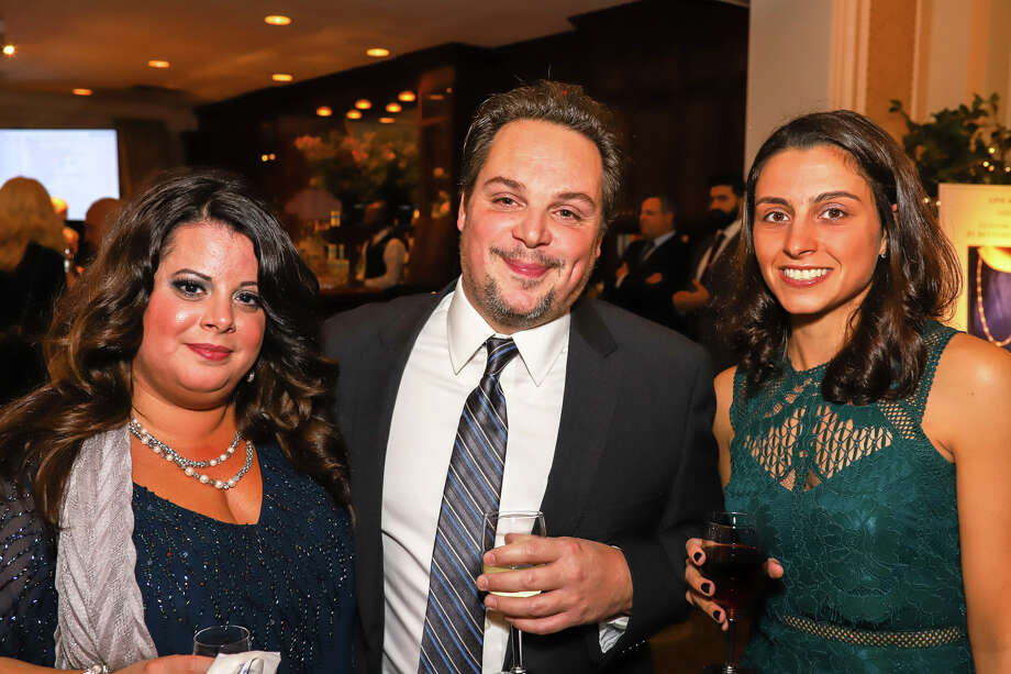 The 2018 Gala for Greenwich Hospital took place at Greenwich Country Club on October 20, 2018. Proceeds from this year's event benefitted the Emergency Department at Greenwich Hospital. Were you SEEN? Photo: Ken Honore, Direct Kenx Media