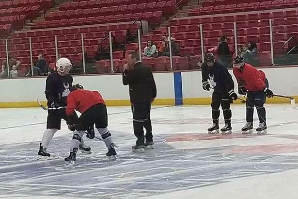 The Laredo Bucks won 9-8 at the Wichita Falls Force in their preseason opener on Saturday night in USA Central Hockey League play.