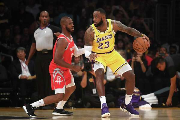 cheaper ce067 0bc07 Starting over again, Lakers star LeBron James happy to see ...