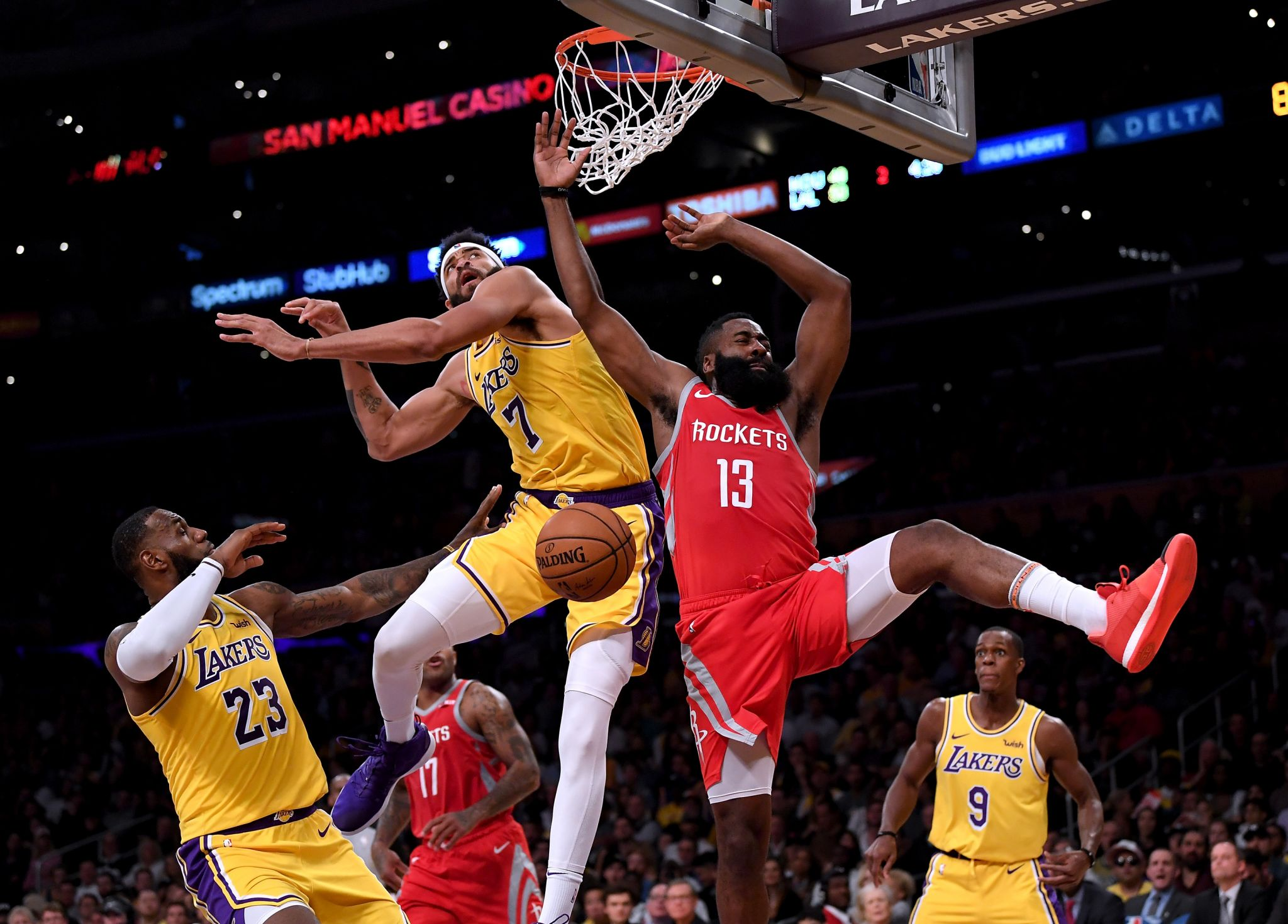 Scouting report: Rockets vs. Lakers - Houston Chronicle