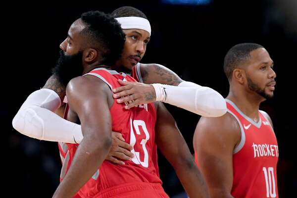 52364a28b48 Rockets down Lakers for first win of season - HoustonChronicle.com