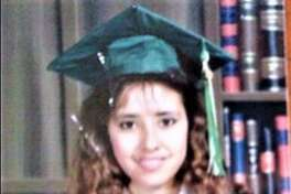 DPS is offering a $6,000 reward for information that leads to solving the disappearance of Rena Rincones of Falfurrias, Texas.