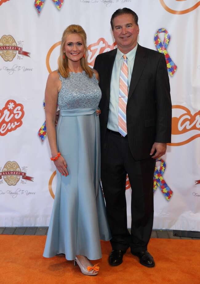Were you Seen at the Carter's Crew 4th Annual Orange Tie Gala, a benefit dedicated to celebrating, supporting and enhancing the lives of individuals and their families affected by autism, at Mallozzi's in Schenectady, October 20, 2018? Photo: Gary McPherson - McPherson Photography