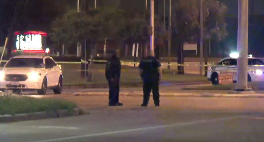 Two men were stabbed in an altercation in western Harris County early Sunday. Photo: Metro Video