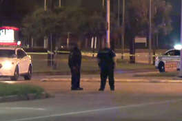 Two men were stabbed in an altercation in western Harris County early Sunday.