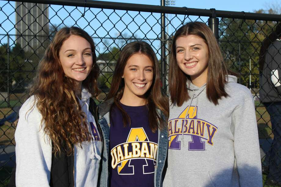 Were you Seen at the University at Albany's Homecoming tailgate and football game, Oct. 20, 2018? Photo: Dalia Yan