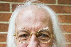 Everett Johnson of Tennessee, a participant in the 81st annual Charles W. Howard Santa Claus School, poses for a portrait on Saturday, Oct. 20, 2018 at the Midland Center for the Arts. (Katy Kildee/kkildee@mdn.net)