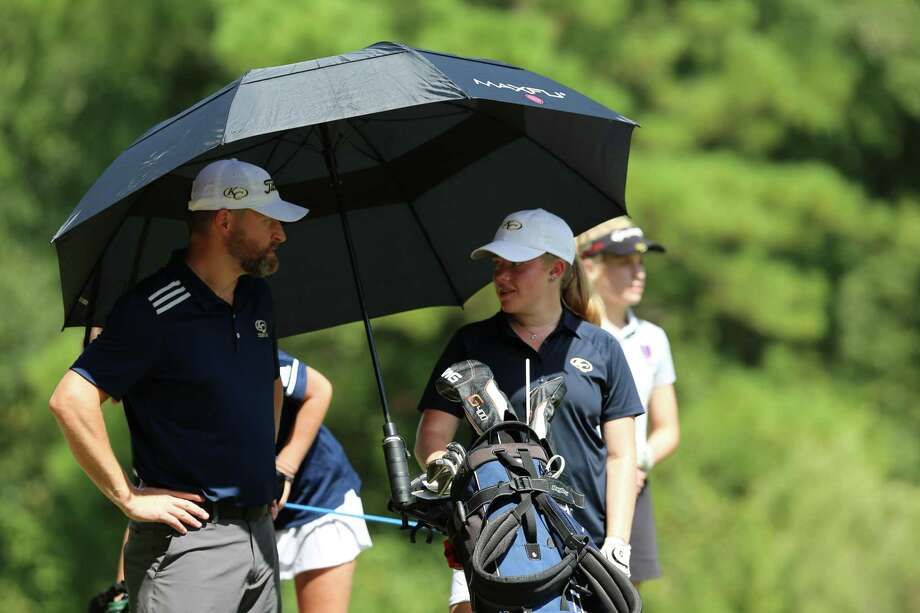 Klein Collins golf head coach Michael McKinney was hired to take over the golf program after Steve Bruce left for Klein Oak. Photo: Klein ISD