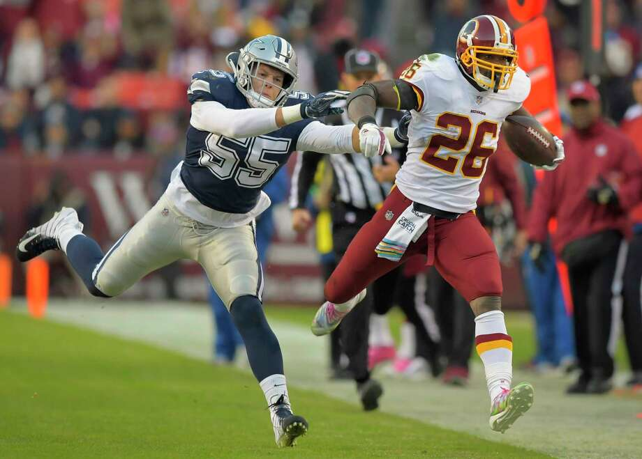 Peterson s  presence alone  sparks running game for Redskins - SFGate 9761bd9ae
