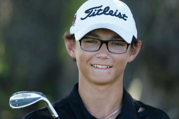 Churchill's Jordan Anderson is one of the 10 athletes named to the 2018 Express-News All-Area Super Team for golf at TPC on Wednesday, May 30, 2018.