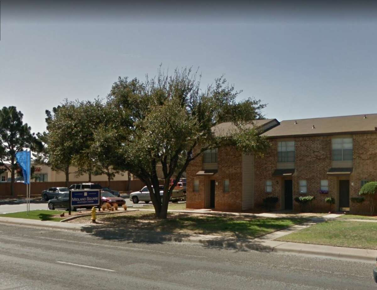 Midland police and EMS responded to the Midland Square Apartments, 2613 N. Midland Drive, at about 2:15 p.m. Sunday in reference to an unconscious person.