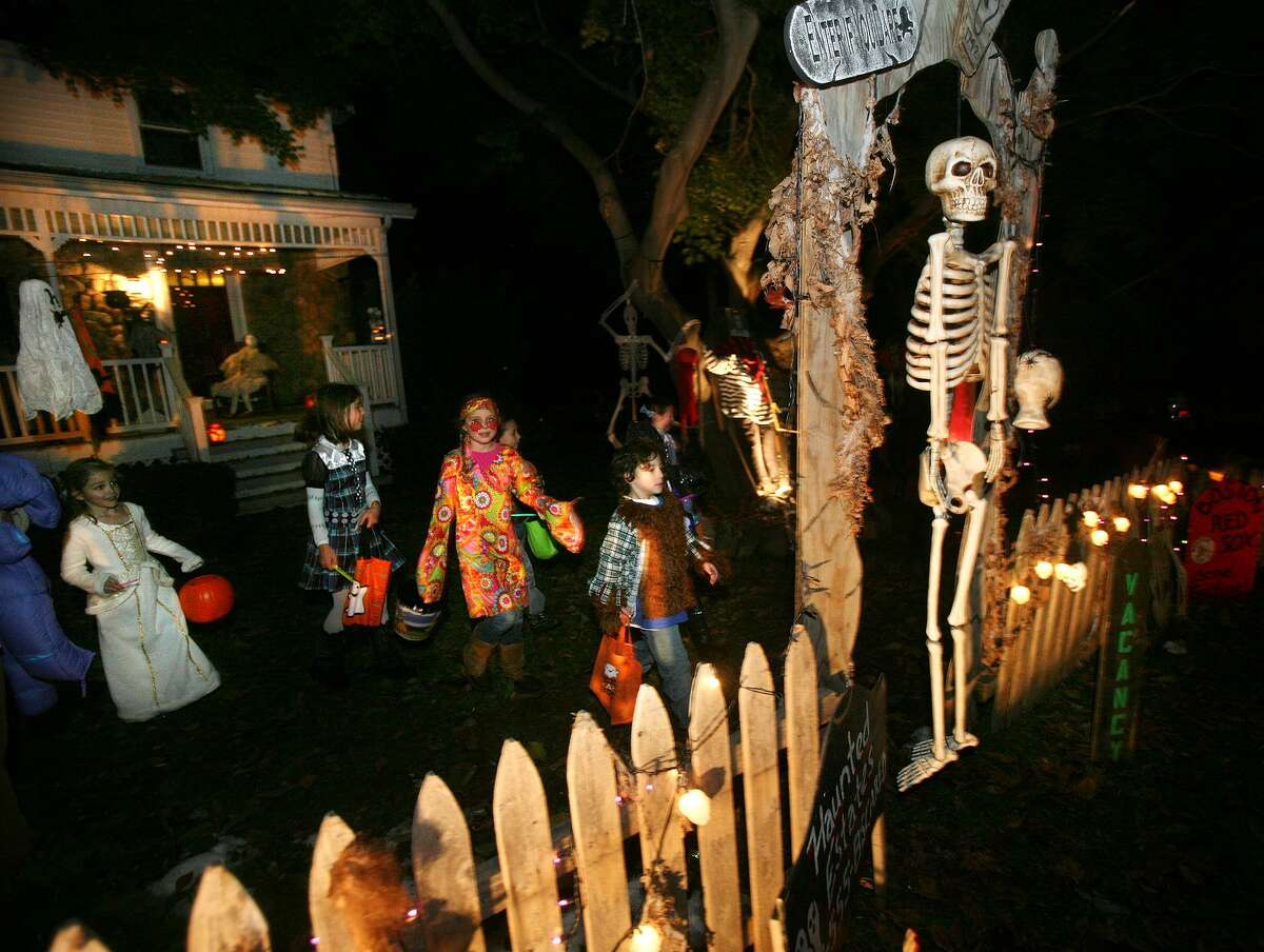 Halloween might be the spookiest day of the year, but there is some real danger lurking on the holiday, in the form of drunken or reckless drivers sharing the road with trick-or-treaters on that special night, according to the northeast chapter of AAA.