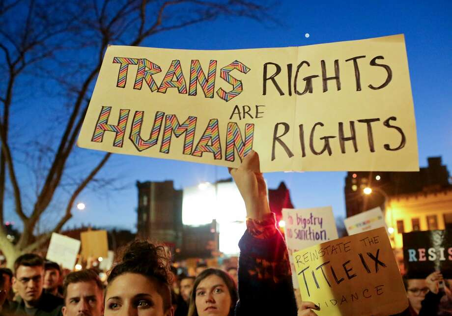 As Trump administration eyes writing transgender people 'out of of existence,' a moment of reckoning for transgender Republican
