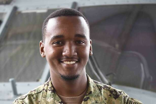 - A 2016 Midland College graduate, Airman Marshall Mbwille, is serving in the U.S. Navy with Helicopter Maritime Strike Squadron 85 at Naval Station North Island in Coronado, California.