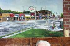 Being a visionary, Charlie's father, Ed, became a part owner of the Sinclair Gas Station which serviced vehicles (horseless carriages) that were starting to come to Port Austin.(Rich Harp/For the Tribune)
