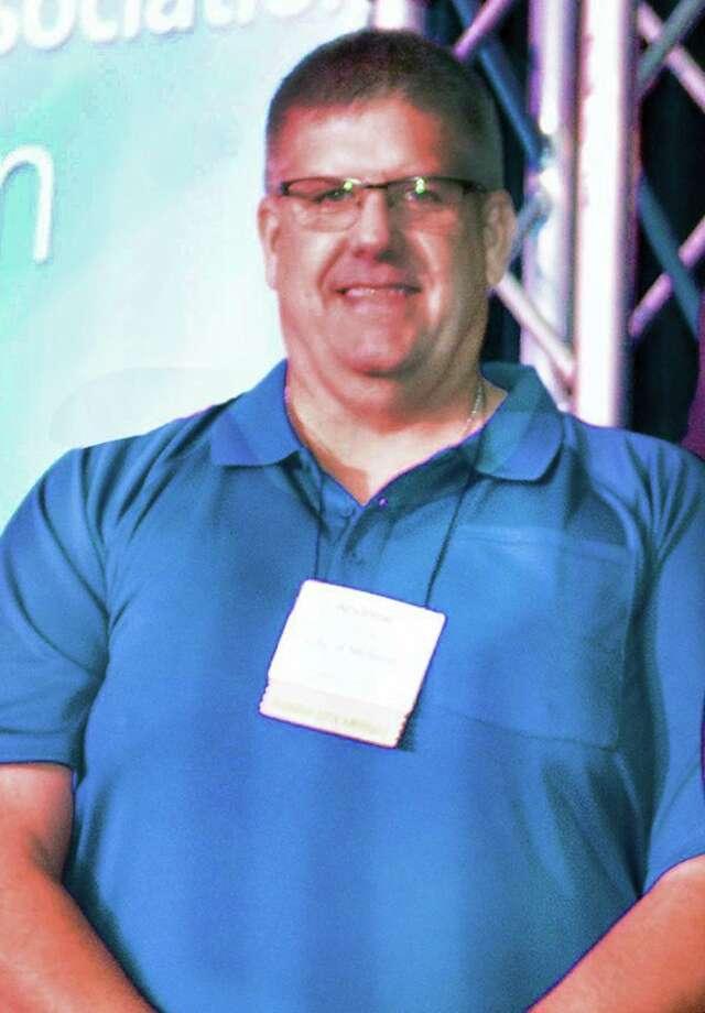 Andy Parrott