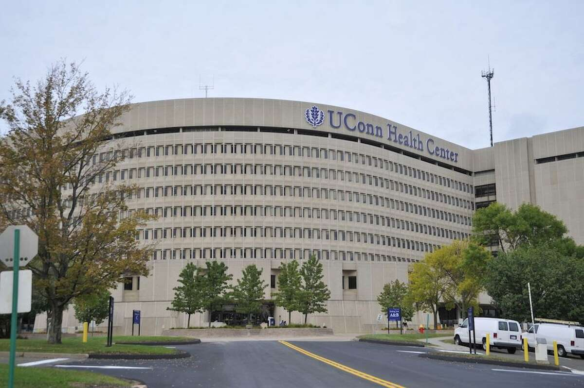 University of Connecticut Health Center in Farmington, Conn.