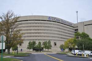 University of Connecticut Health Center in Farmington, Conn.