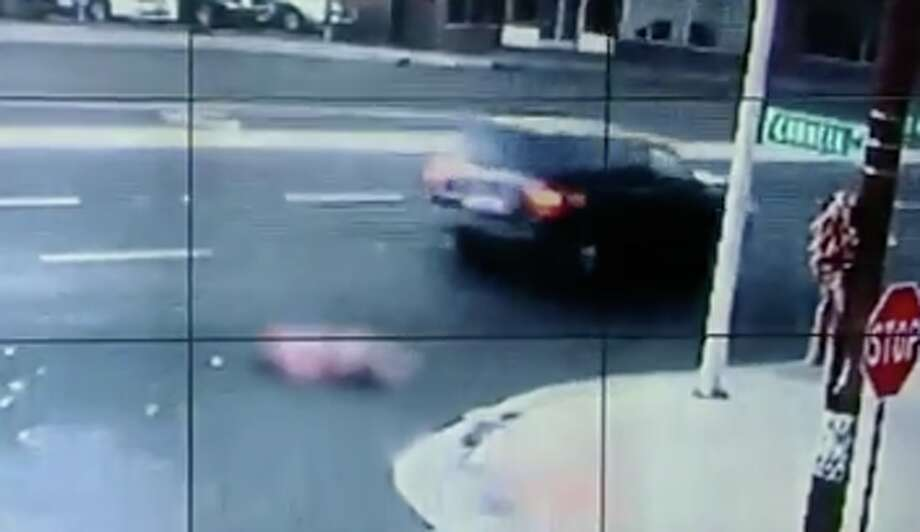 Surveillance video captures horrific Fresno hit-and-run (Graphic